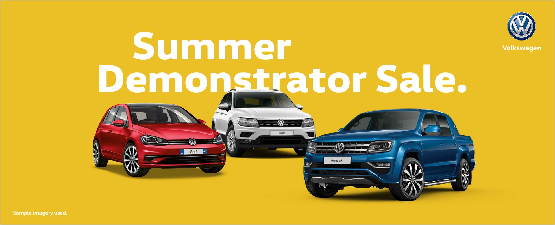 Summer Demo Sale