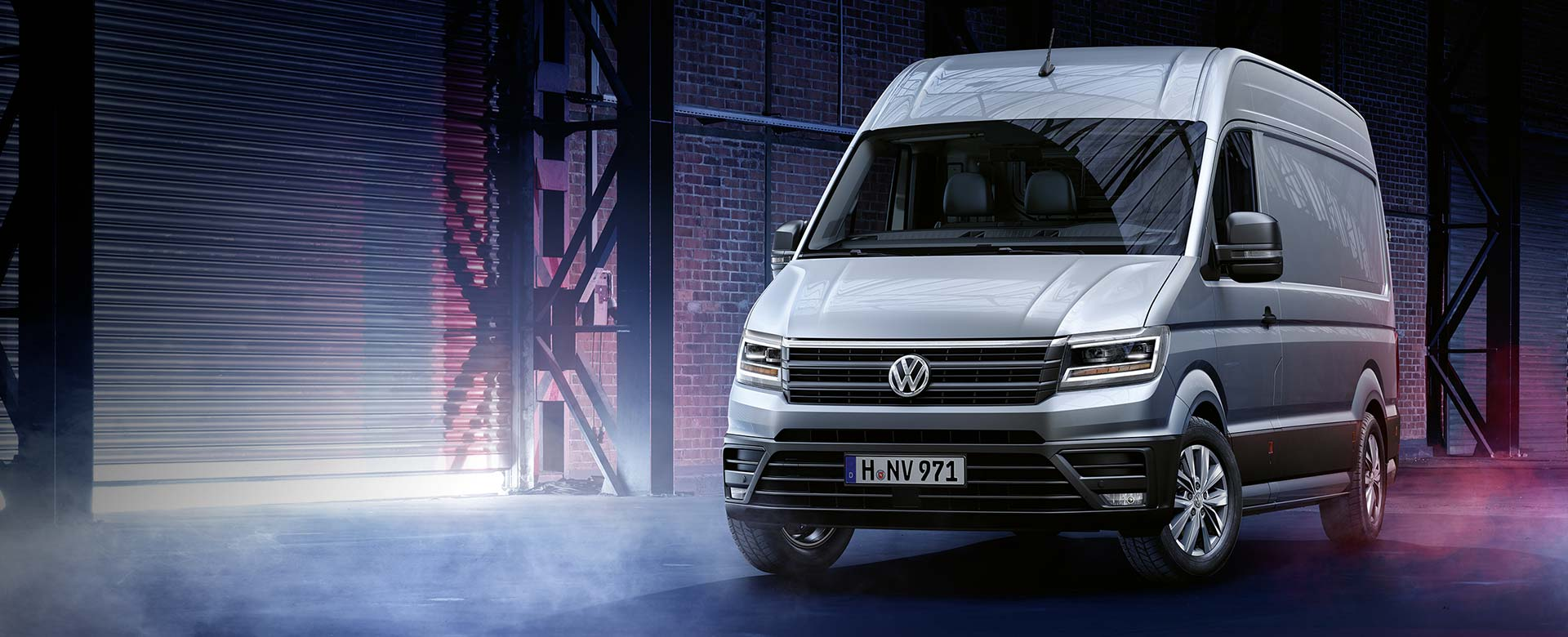 The 2017 Volkswagen Crafter