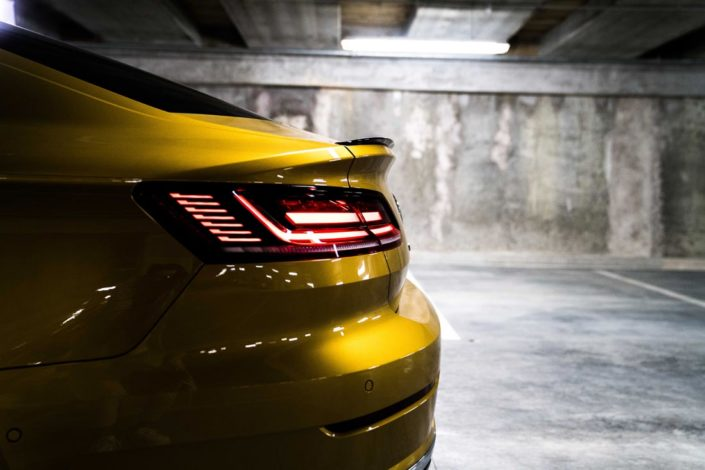 LED Tail Lamps with Running Indicators