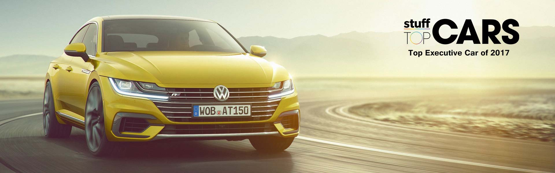 Volkswagen Arteon Best Executive Car Award