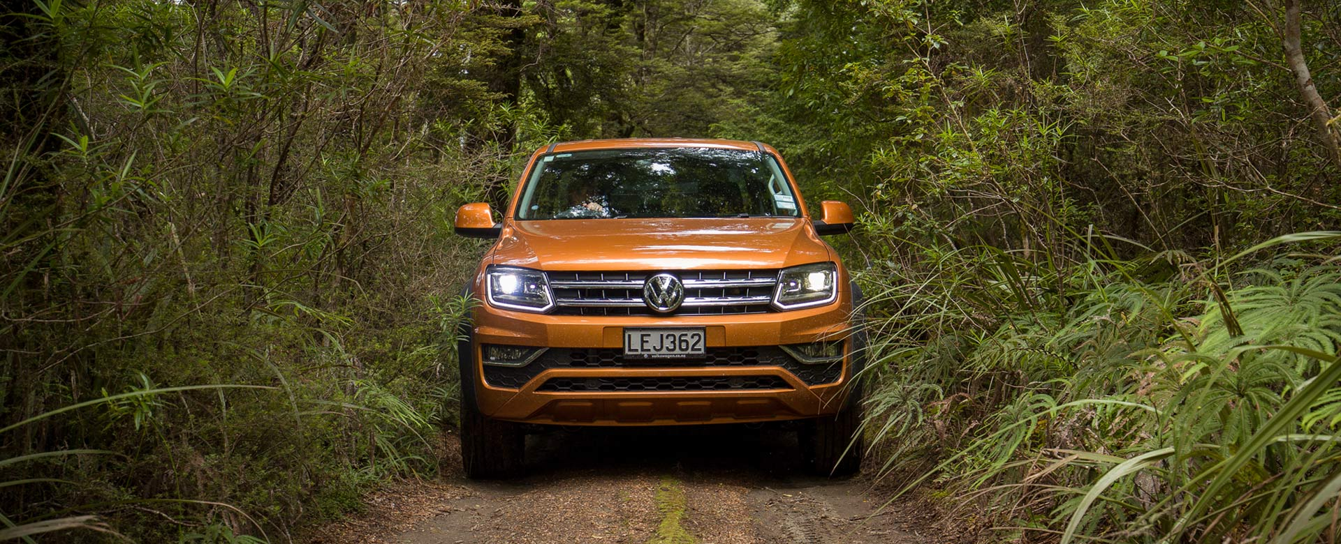 Limited Edition Amarok Canyon