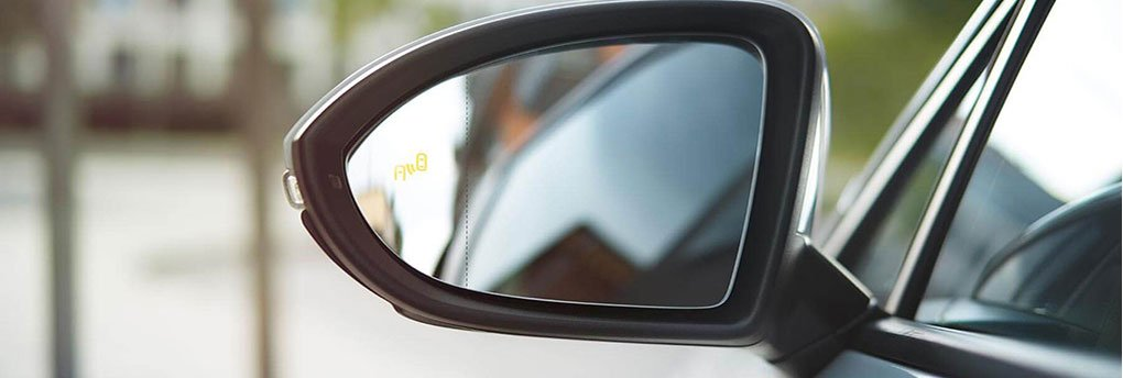 Volkswagen Golf Blindspot Monitor