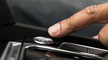 Keyless Entry and Start Button