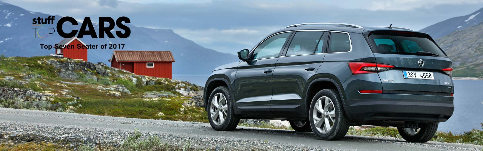 Kodiaq Best 7-Seater Award