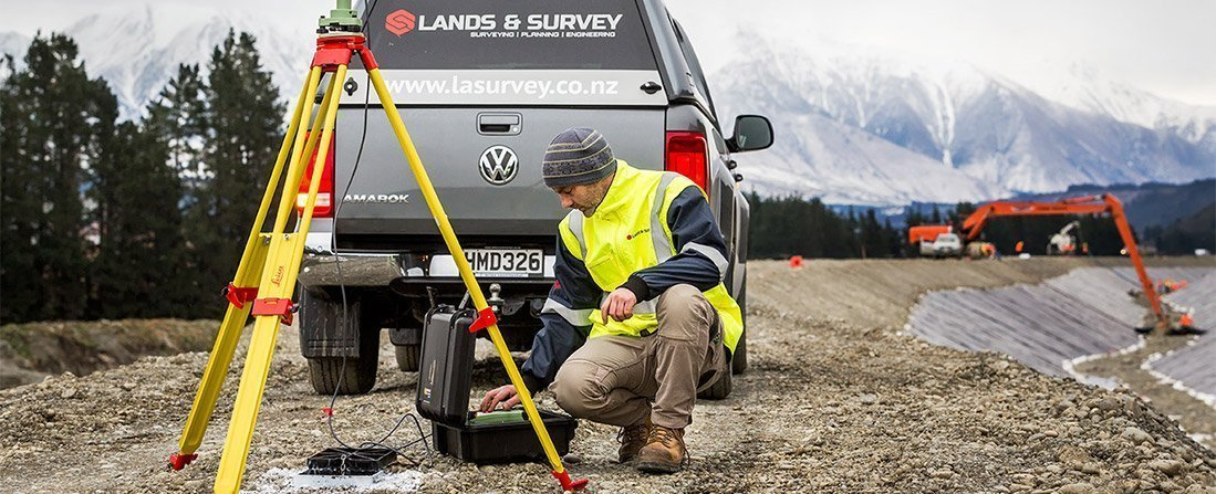 Lands & Survey's Amarok