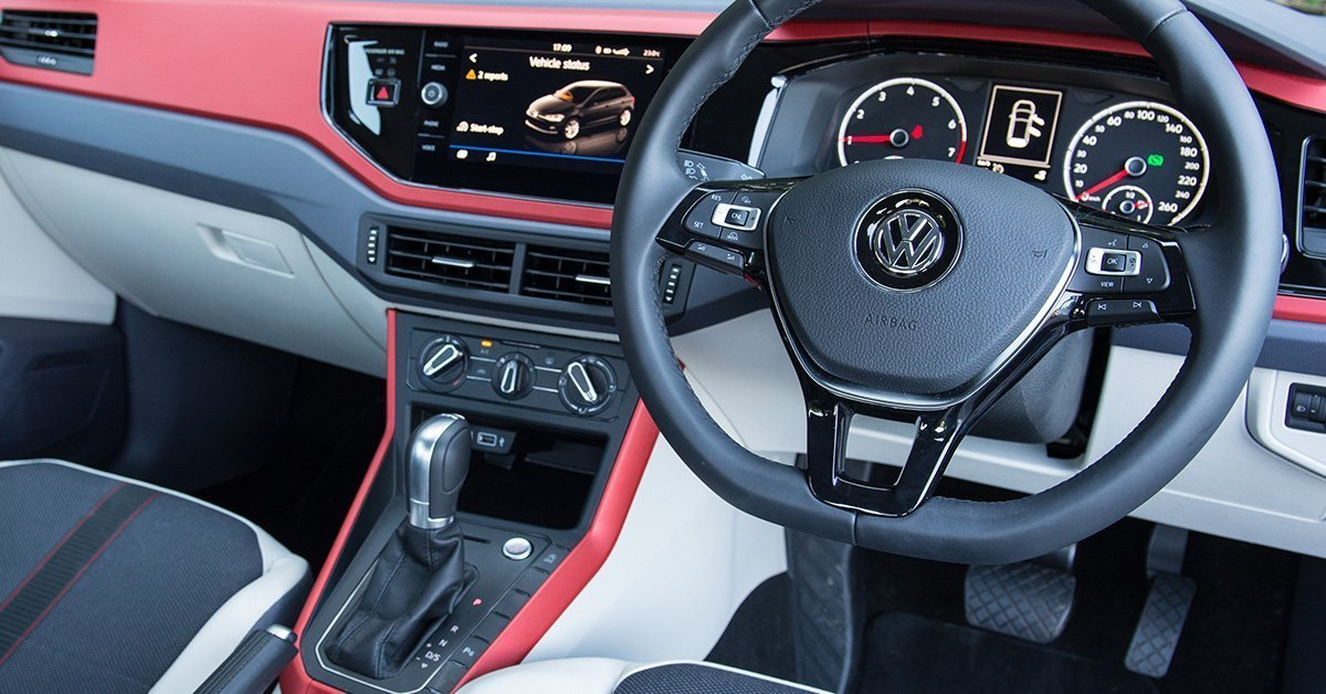 Volkswagen Polo Beats Dashboard