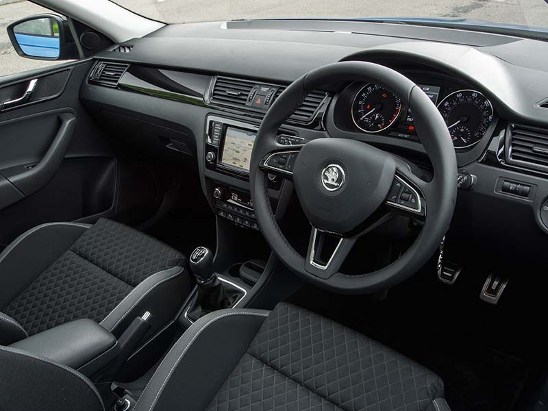 Rapid interior and dashboard