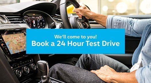 We Come to You Test Drive