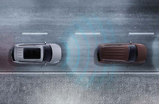 Adaptive Radar Cruise Control