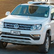 Volkswagen Amarok V6 in New Zealand