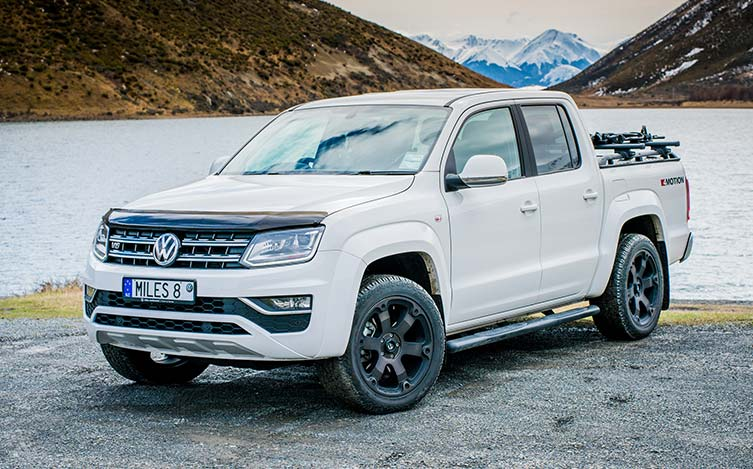 Why Buy A Volkswagen Amarok Miles Continental