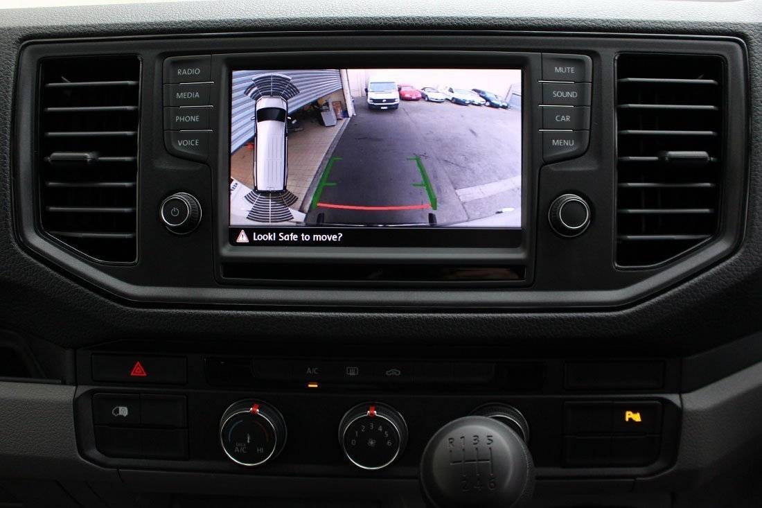 Volkswagen Crafter Rear Camera