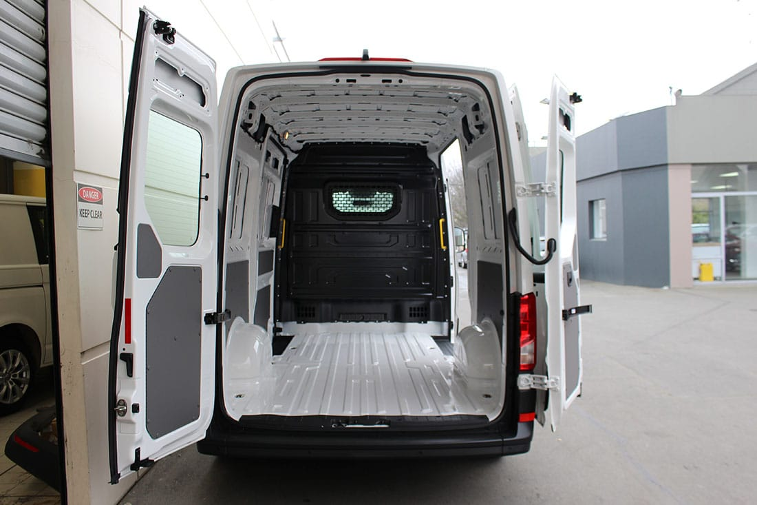 Volkswagen Crafter Rear Doors
