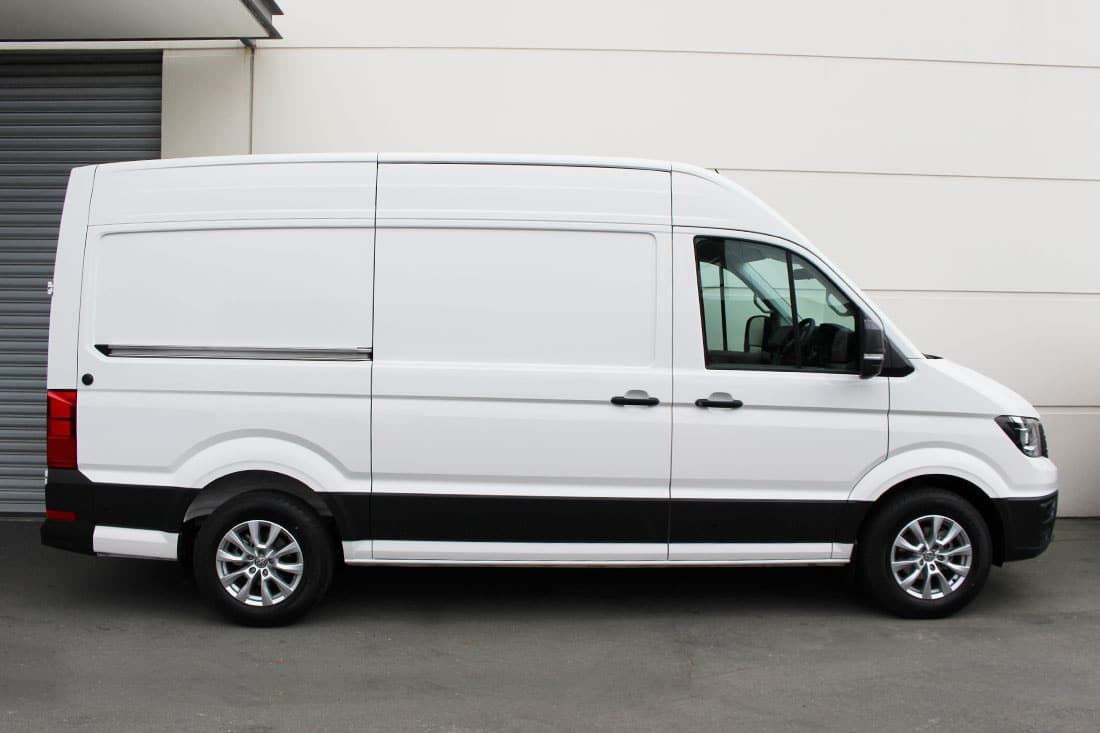 Volkswagen Crafter Side